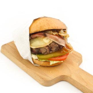 Hamburger La montagne